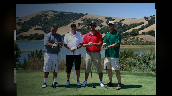7/17/12 - Novato Community Hospital Golf Tournament