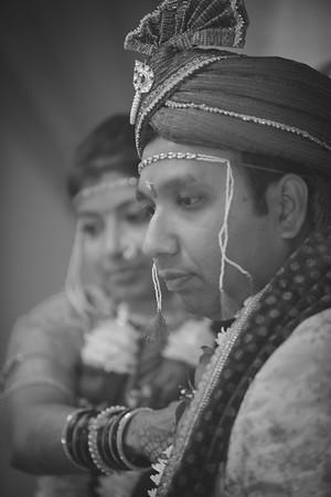 Priti & Harshal