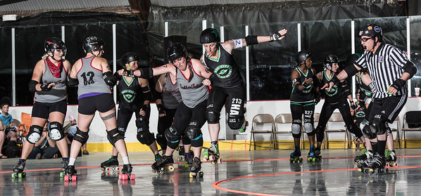20150509 Roc Stars at Ithaca Suffer Jets