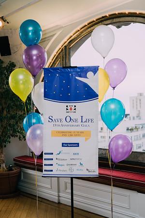 Save One Life:  Celebration October 2016