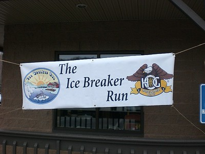 Ice breaker run