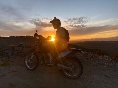 11-2019 Ridgecrest Mojave Jawbone Ride