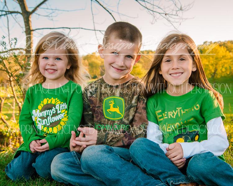 Denny, Jen, & Kids Full Gallery