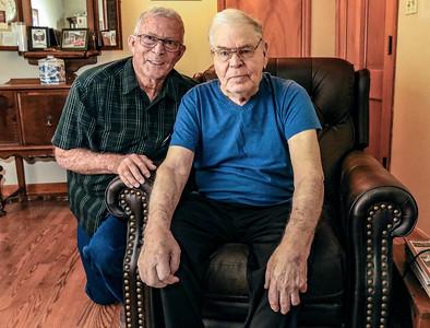 Wayne and Dick Boarman - 10-20-19 - Messenger-Inquirer