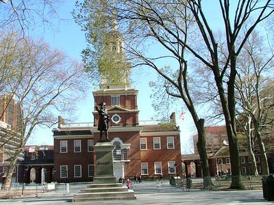 Philadephia and elsewhere in Pennsylvania