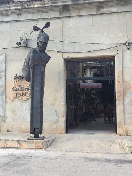 Galeria Taller in Matanzas - Kristin Cass