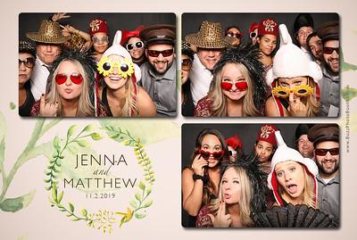 2019 Jenna and Matthew Wedding
