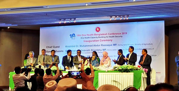 One Health Bangladesh Conference