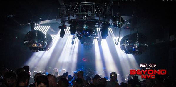 Beyond - Space Ibiza NYC - Columbus Day
