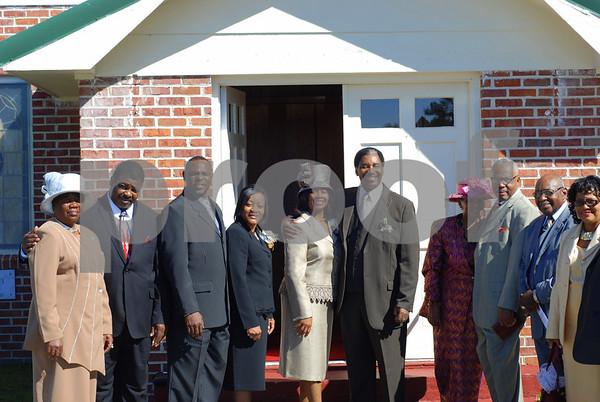 Pastor's 1st Anniversary