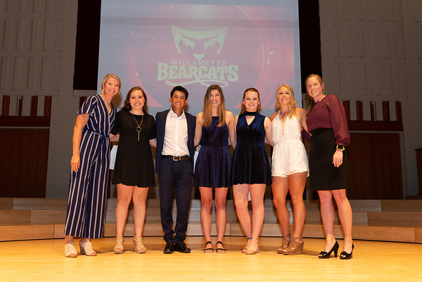 Willamette Bearcat Awards Show 2019