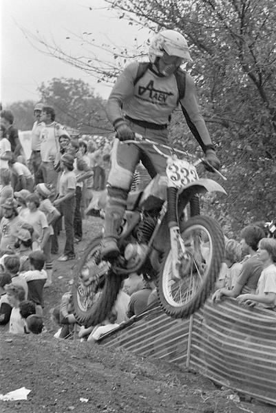 # 333 Denny Swartz - Maico