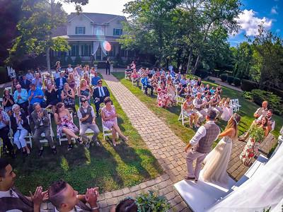 Sarah & Carlos Wedding Timelapse Videos