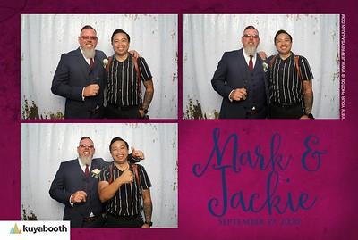 Jackie and Mark - Photo Bpoth