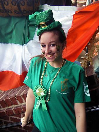 Saint Patty's Day in Jim Thorpe 2011