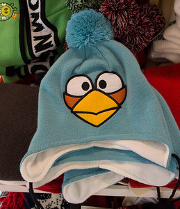 Blue Bird Beanie