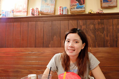 2011.07.28 Evans Burger 浦城店