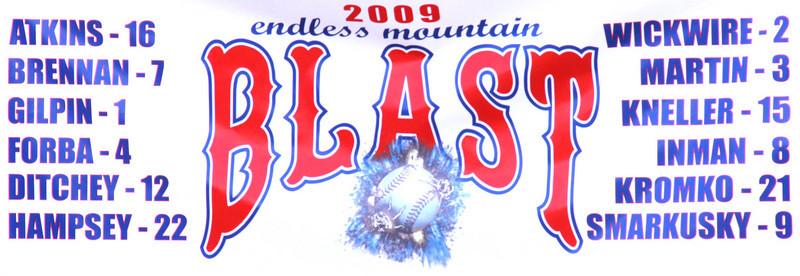 2009 Travel Softball