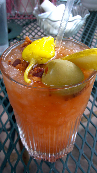 Best Bacon Bloody Mary evah!