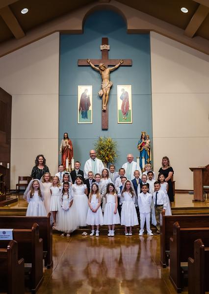 2020 St Ann's 1st Communion