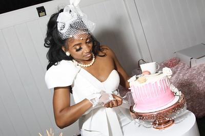 MAY 22ND, 2021: ALBERTA'S BRIDAL SHOWER