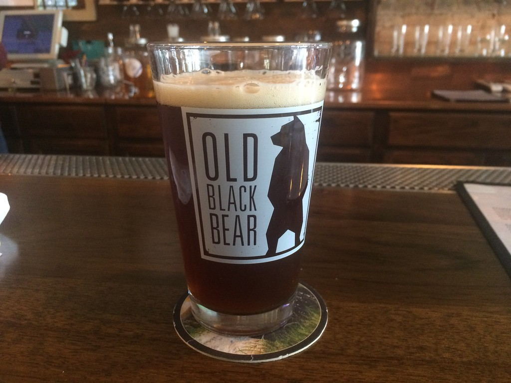 Old Black Bear Brewing Company