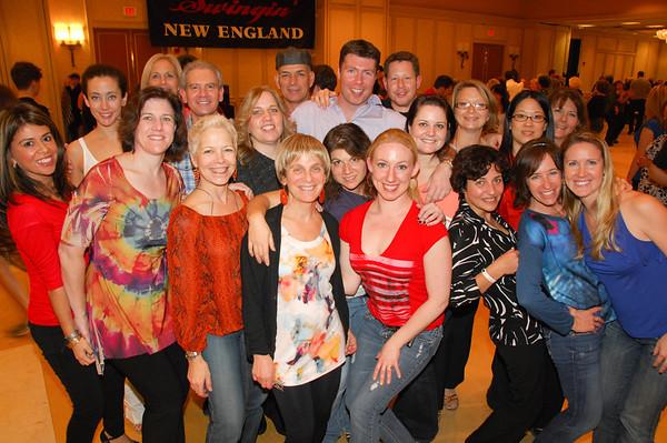 Swingin New England 2012