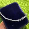 10.50ctw Round Brilliant Diamond Tennis Bracelet 9