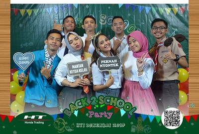 Back to school Party Photobooth Gallery