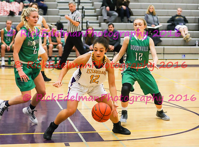 Woodinville vs. Issaquah Girls Basketball