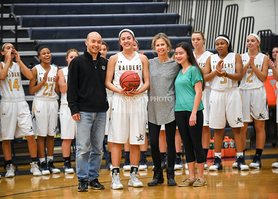 Girls Basketball: Dominion vs. Loudoun County 1.9.17