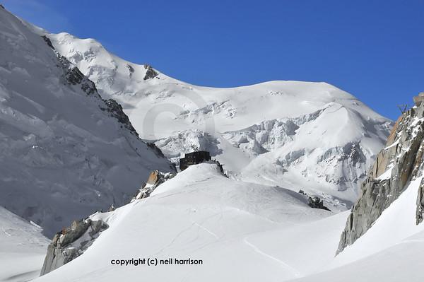 Mont Blanc Skiing