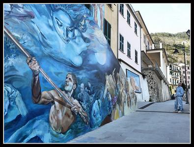 Riomaggiore (Cinque Terre - La Spezia)