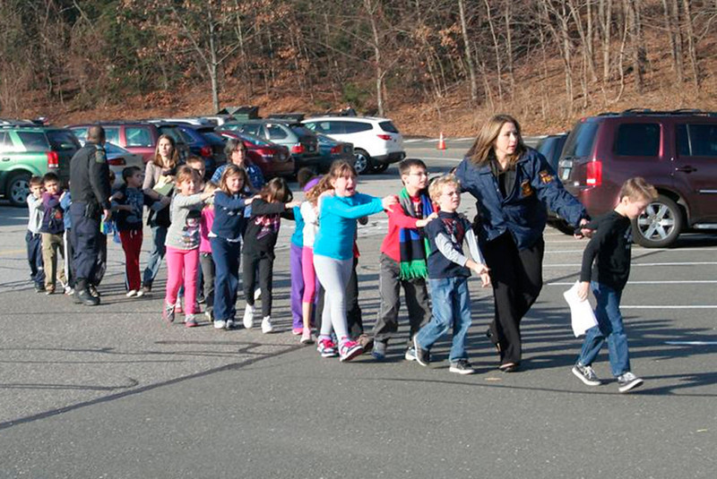 connecticut mass school shooting
