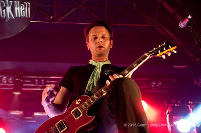 The Idol Dead - Hard Rock Hell 2012