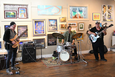 The Steve Trohoske Trio at Artlore Studio