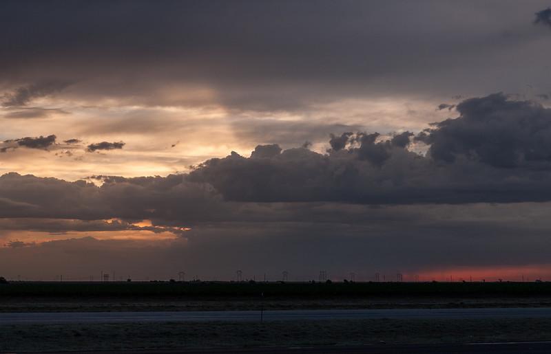 Sunrise, 8-7-2012