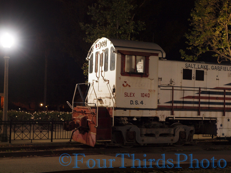 High ISO train pictures - ISO 800