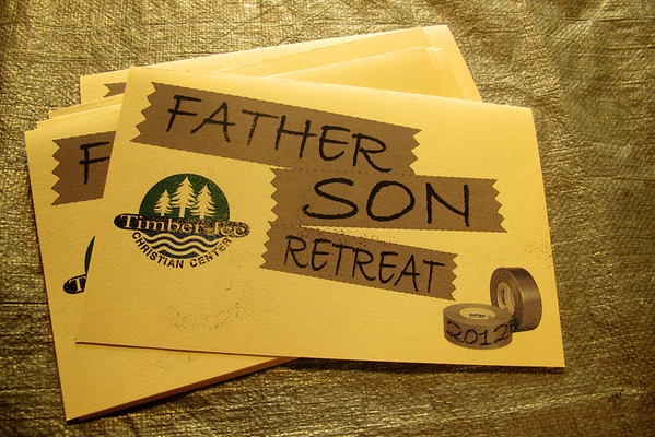 2012 Father/Son Retreat