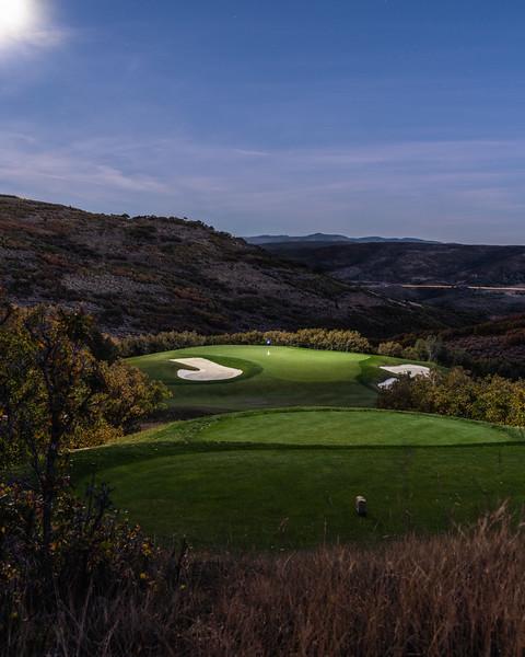 Golf Illuminated at Tuhaye