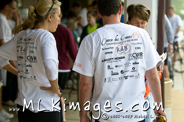 ....scenes from around the race <br> Unionville Race of Hearts 5/9/2009