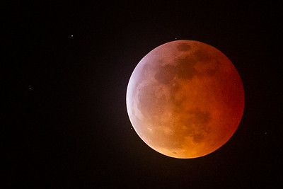 2019 Blood Red Moon