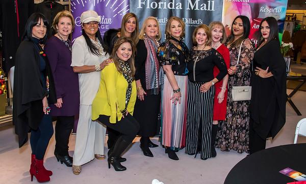 Fashion Show @ Dillard's 12-11-18