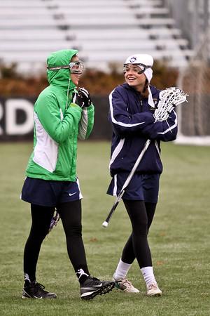 UCONN Womans Club Lacrosse at Harvard