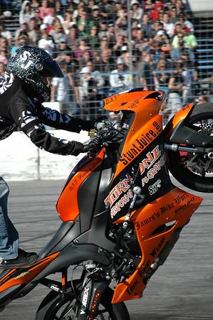 stunt wars 2009
