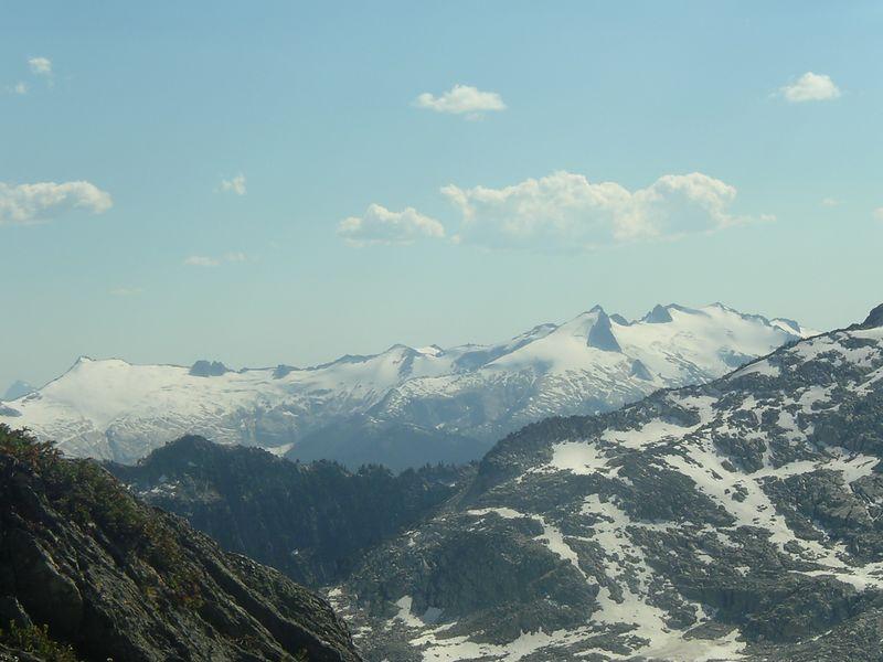 Snowking mountain.
