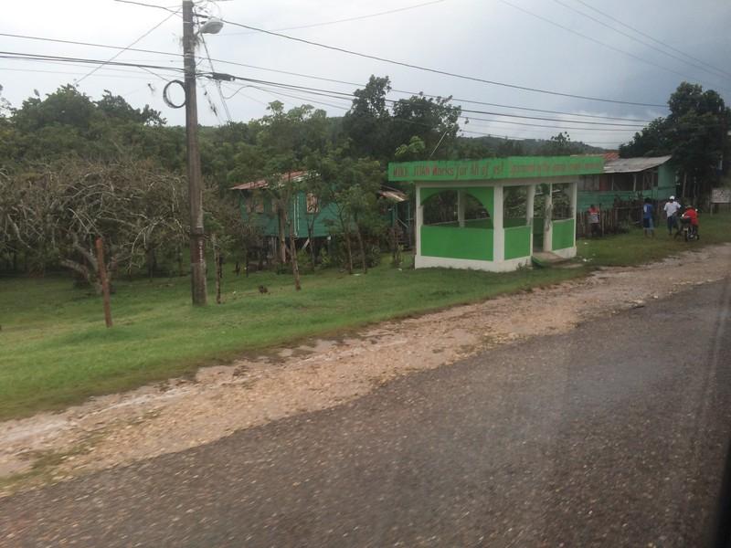 Belize, en route to Guatemala