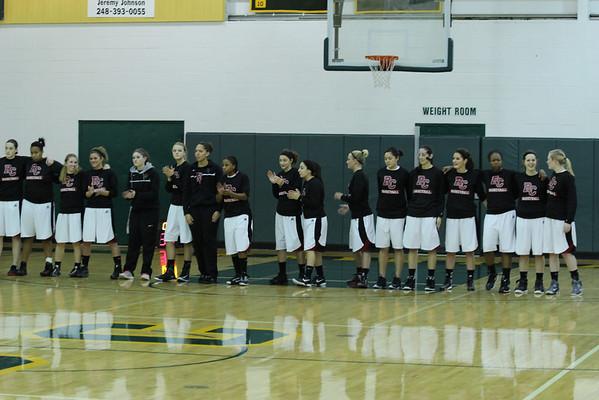 Women's Basketball vs Spring Arbor U