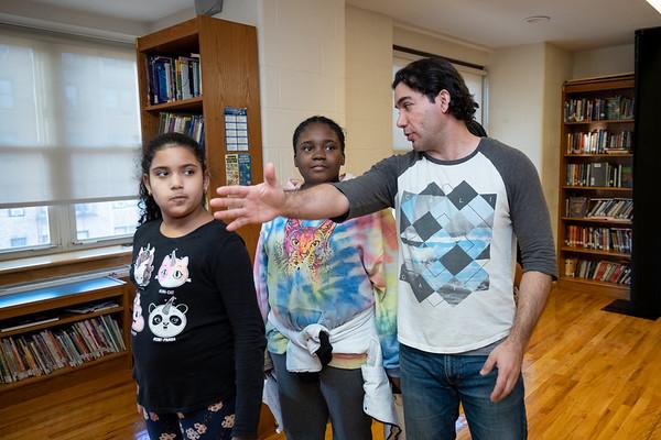 In-School Residency Program - Repertorio Español