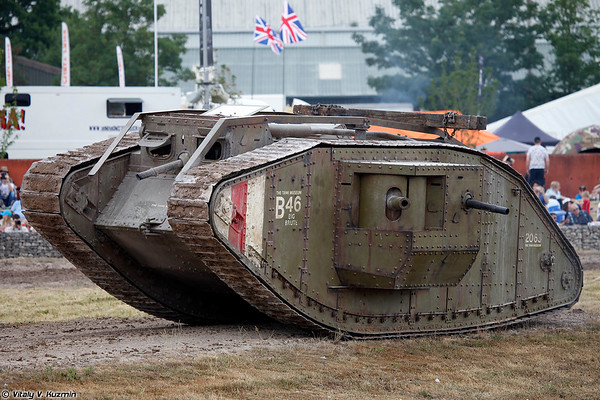 TANKFEST 2018 - Part 2: Historic vehicles